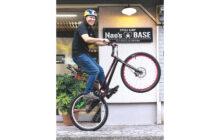画像:【547号】すてきびと – バイクトライアルパフォーマー Nao(松山直樹)さん