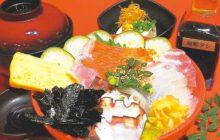 画像:【しあわせごはん】お得さで限界に挑戦「三色海宝丼定食」