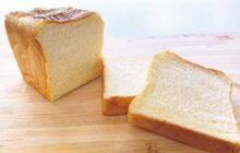 画像:【しあわせごはん】添加物・卵不使用のホワッホワ食パン