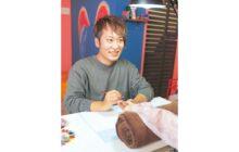 画像:【550号】すてきびと – ネイリスト 河島 豊さん