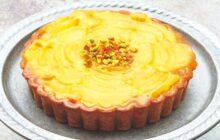 画像:美味しいレシピ vol.264 – 洋梨のタルト
