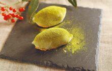 画像:おうちでCOOK – 新春にふさわしい若草色の和菓子 抹茶のうぐいす餅