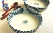 画像:おうちでCOOK – お正月疲れの胃腸に優しい 白菜のポタージュ