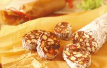 画像:おうちでCOOK – ザクザクの食感がたまらない チョコサラミ