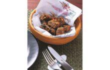 画像:美味しいレシピ vol.265 – キューブスコーン