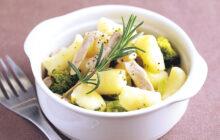 画像:おうちでCOOK – シンプルな味付けで素材の味わいを楽しむ 米粉のニョッキ