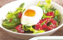 画像:カジキマグロのポキサラダ