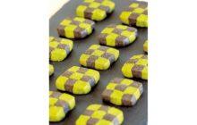 画像:おうちでCOOK – 市松柄のアイスボックスクッキー