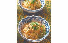 画像:美味しいレシピ vol.266 – 大豆ミートと春雨の煮込み