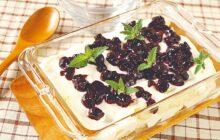 画像:おうちでCOOK – さっぱりとした甘さが爽やか ヨーグルトクリームのスコップケーキ