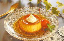 画像:おうちでCOOK – 懐かしい硬めの食感が再人気! カスタードプリン