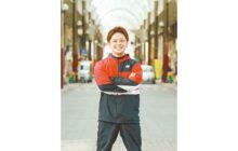 画像:【574号】すてきびと – シェアキッチン「バラエティシェフ」オーナー 古庄 健太さん