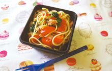 画像:さっぱり風味が◎ トマトとツナの冷製パスタ