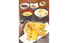 画像:お食事処天ぷら あっ晴れ