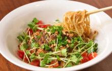 画像:【578号】麺's すぱいす – 担々麺とラーメンを自家製麺で提供 よつば食堂
