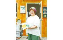 画像:【582号】すてきびと – 「わたしのぼうし」製作・販売 前田 則子さん