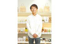 画像:【585号】すてきびと – ヒノマル&リブカフェ バイヤー兼店長 米満 大さん