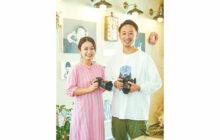 画像:【586号】すてきびと – フォトグラファー 瀬戸口 恭平さん 麻弥さん