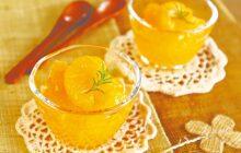 画像:おうちでCOOK – ジュレのような、くず湯のような トロンとみかん