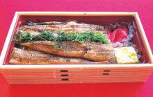 画像:【しあわせごはん】ふっくら!丸々1尾味わえる「穴子弁当」
