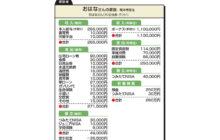 """画像:【593号】""""お金のプロ""""がズバリ!家計簿チェック"""