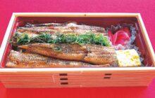 画像:【しあわせごはん】ふっくら、タレも食欲をそそる煮穴子弁当